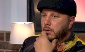 Zámbó Krisztián megható őszinteséggel mesélt Jimmy haláláról – videó