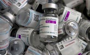 Csaknem 20 ezer darab AstraZeneca vakcinát égettek el