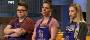 A konyhafőnök: Zsanett terroristának nevezte Orsit – teljesen szétestek a kékek
