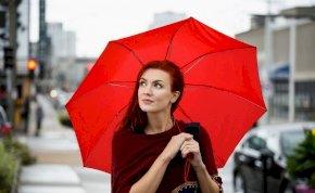 Időjárás: csúnyán belerondít az eső a csütörtökbe, de nem ám egész Magyarországon - íme a részletek
