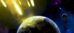 Itt a világvége: szombat este 9 órakor aszteroida csapódik a Földbe