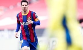 Messi, Neymar és Lewandowski is ott van az UEFA álomcsapatában