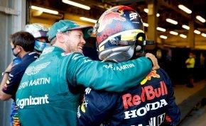 Őrület volt a Forma-1-ben – Verstappen és Hamilton sem tudott pontot szerezni
