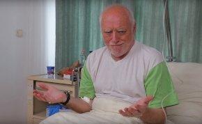 Hide the Pain Harold nem mosott kezet a kitolt barnamedve után, ezért elkapta a vírust