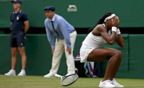 Ripityára törte dühében a teniszütőjét az amerikai teniszbajnoknő