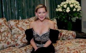 Kate Hudson kiszámolta, mennyit lehet másfél órás szexeléssel fogyni