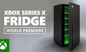 Cikizték a Microsoftot, hogy úgy néz ki az Xbox Series X, mint egy hűtő – hát csináltak egyet!