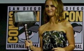 Így néz ki Natalie Portman női Thorként - fotó