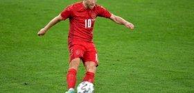 Euro2020: Christian Eriksen elhagyhatta a kórházat