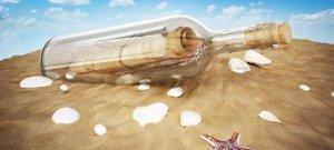Közel százéves palackpostát találtak a vízben - hihetetlen, de a levél tulajdonosa is előkerült