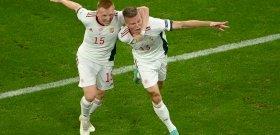 Kőkemény volt a Magyarország-Németország meccs, büszkék lehetünk a válogatottunkra!