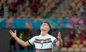 Cristiano Ronaldo dühét már nem mutatta a kamera, amikor kiestek – De mi megmutatjuk!
