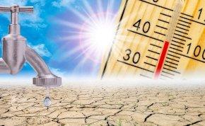 Időjárás: rekkenő hőség közeleg, előtte azonban vár még ránk egy sokkoló hidegzuhany