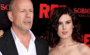 Bruce Willis lánya nagyon kiakadt – Durván helyre tette a trollokat!