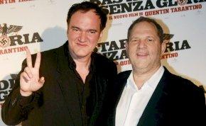Tarantino jóval hamarabb tudott Harvey Weinstein zaklatásairól, mégse tett semmit – Már nagyon bánja