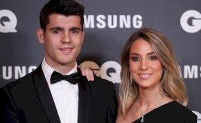 Alvaro Morata ultraszexi felesége biztosan megvigasztalja, amiért kiestek a spanyolok - fotók
