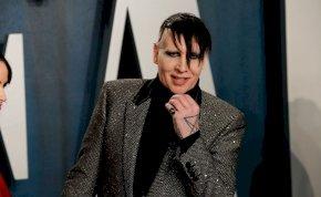 Egy legendás zenei karrier vége? Marilyn Manson feladta magát!