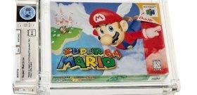 Egészen brutális összegekért kelt el egy Super Mario Nintendo 64 retrójáték, dobsz majd egy hátast!