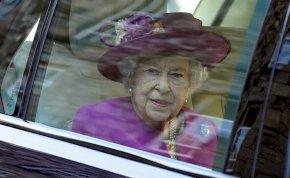 II. Erzsébet olyat tett, amire 70 éves uralkodása során nem volt példa