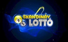 Vajon van milliomosa a Skandináv lottónak? Lássuk a nyerőszámokat!