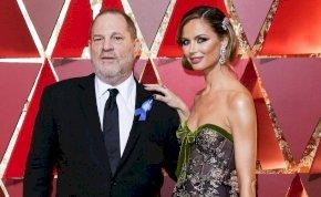 Döbbenet! Csak most vált el a szexuális ragadozó Harvey Weinstentől a szép, fiatal felesége!