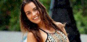 Gelencsér Timi Cipruson pózol bikiniben - fotó