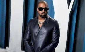 Kanye West ismét bekattant, és harisnyával a fején parádézott