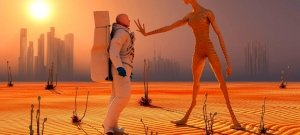Why haven't we met aliens yet?  Here are 4 scientific explanations for the question (Part 1)