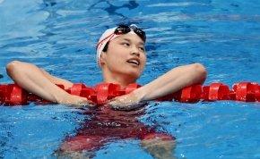 """Nagy a sajnálkozás! Aranyérmet szerzett Kanadának a Kína által """"leselejtezett"""" úszónő"""