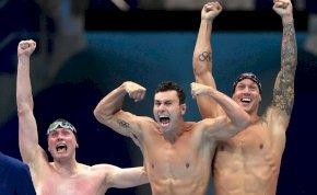 Olimpia: csak pislogni tudnak a konzervatív japánok! Tetoválásaikkal sokkolják az olimpikonok Tokiót!