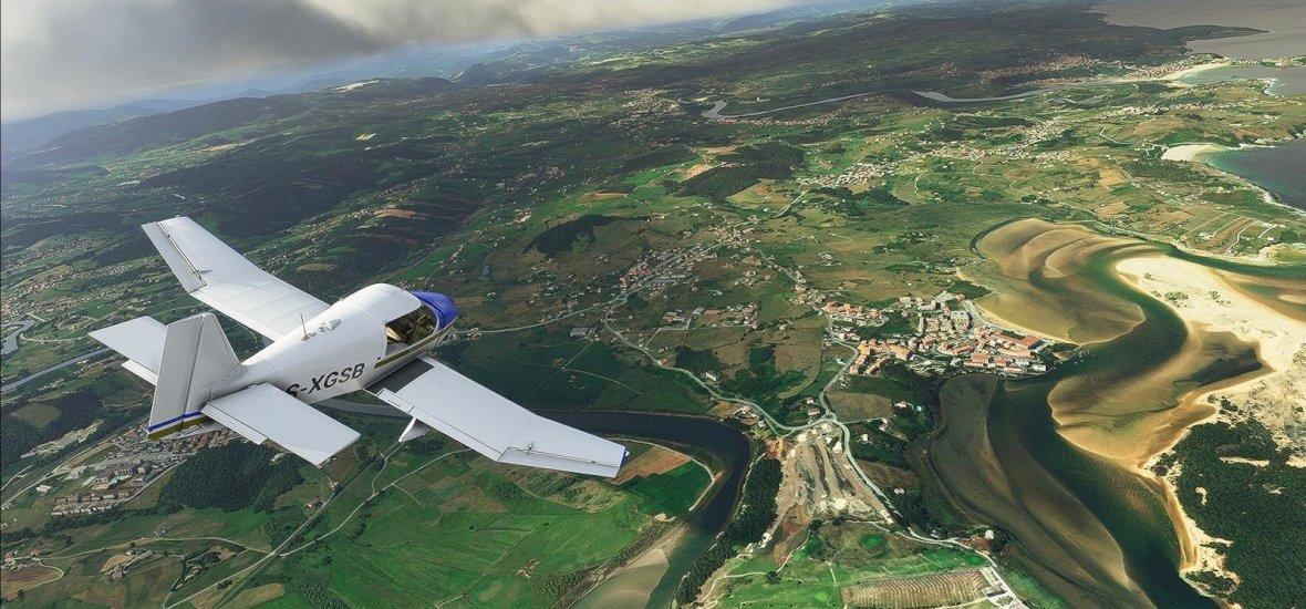 Microsoft Flight Simulator: félévet kellett várniuk a konzolosoknak a legendás repülőszimulátor legújabb részére! Vajon megérte?