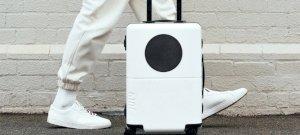Először jött az Xbox Series X hűtőszekrény, most itt a Series S bőrönd!