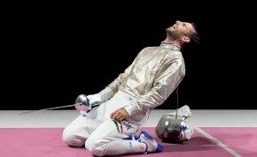 Szilágyi Áron nem akar leállni, és kell neki a negyedik olimpiai arany