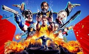 The Suicide Squad-kritika: az év legzseniálisabb f*szsága, amit kár lenne kihagyni
