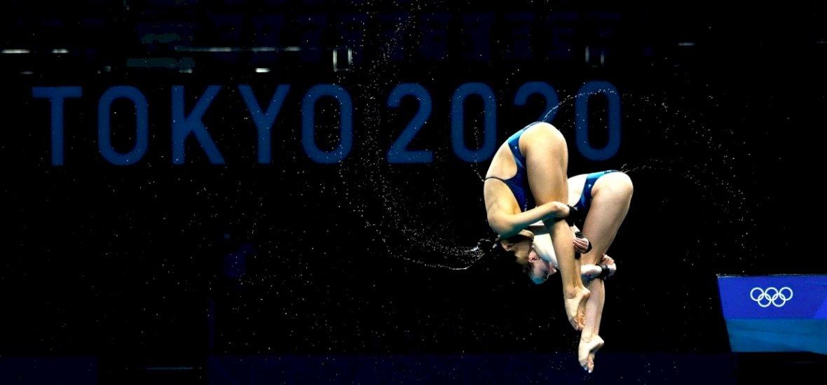 Rejtély: miért zuhanyoznak le minden egyes merülés után az olimpiai műugrók? A válasz meglepő lehet