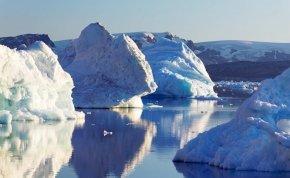 Hatalmas katasztrófa Grönlandon, minden idők legsúlyosabb jégolvadása zajlik a szigeten