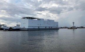 Ajjaj: megépítette Noé bárkáját az amerikai haditengerészet