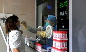 Hatalmas pusztítást végez a koronavírus ebben az országban - A lakosok nem hagyhatják el az otthonaikat