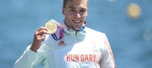 Magyar éremeső az olimpián – Lőrincz Tamás is elhozta az aranyat