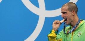 Életre kelt mém: mindenki a brazil olimpikonon röhög, aki nem akárhogy vette át a bronzérmet – fotó