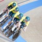Olimpia: hatalmas bukás történt a pályakerékpáros versenyben – videó