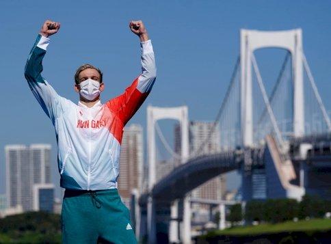 Olimpia: egy magyar ezüstérmest ünnepel egész Franciaország – hangosan fogsz nevetni, ha megtudod, miért!