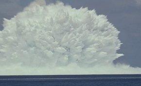 Szétvitte a fél lagúnát a hatalmas atomrobbanás