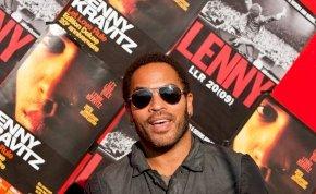 Így néz ki most Lenny Kravitz - Tuti, hogy nem ember, közel a 60-hoz is brutálisan szexi