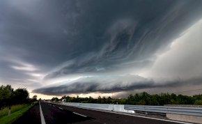 Időjárás: kedden is számítani kell néhány viharra – mutatjuk, hogy hol alakulhatnak ki