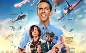 Free Guy: Ryan Reynolds új szintre emelte a szórakoztatást – kritika