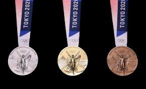 Hihetetlen! Nem fogod elhinni, miből készültek a Tokiói Olimpia érmei!