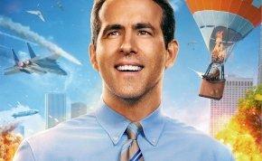 Örülhetnek Ryan Reynolds rajongói: jön a Free Guy folytatása!