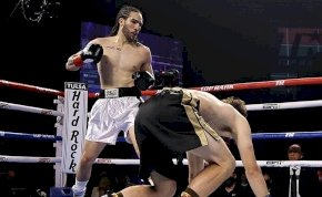 Muhammad Ali unokája hatalmas kiütéssel nyerte meg első profi meccsét