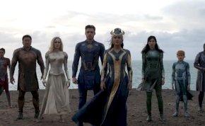 Íme a Marvel legújabb szuperhős csapata – Megérkezett az Örökkévalók utolsó előzetese!
